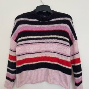 Striped sweater by Something Navy